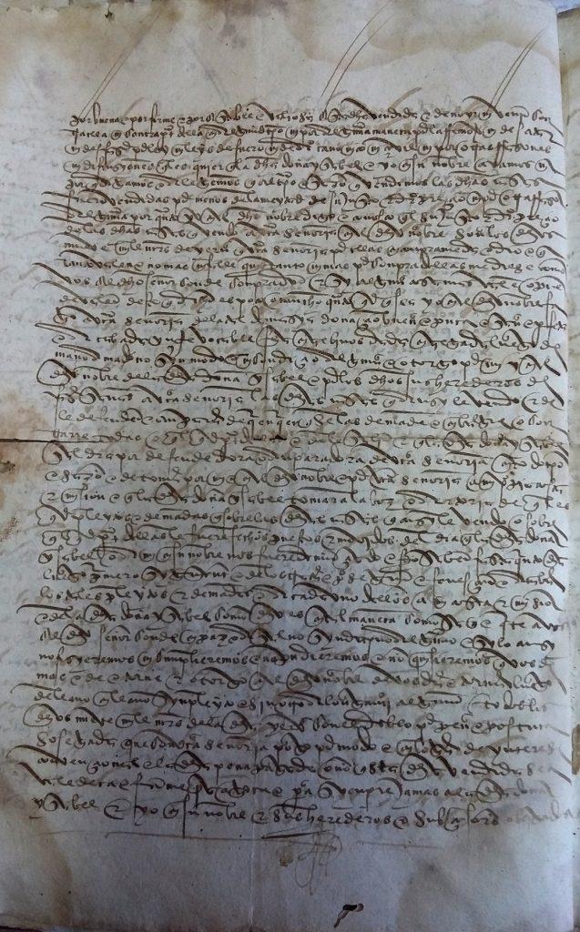 AHPB. Pedro de Tovar. 1631. Fol. 393v