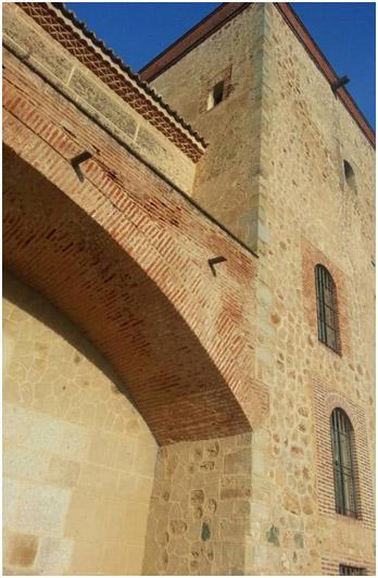 La Casa de los Figueroa del Castillo de Badajoz